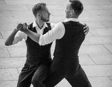 """Pary jednopłciowe zatańczą tango w Poznaniu. """"Tango to zmysłowość, można..."""