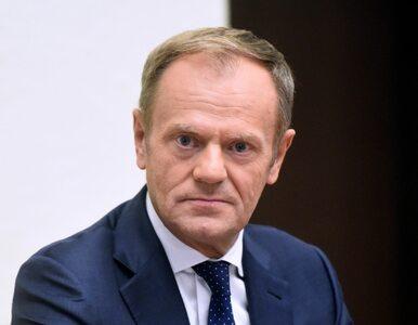 """Tusk skomentował słowa Kaczyńskiego. """"Kompetencje zupełnie nie te"""""""