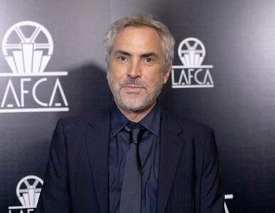 """Reżyser filmu """"Roma"""" Alfonso Cuaron wzruszony nominacjami do Oscarów...."""