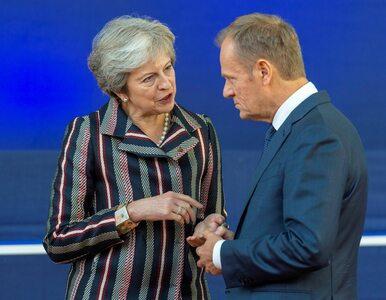 """BBC: Tusk sugeruje """"elastyczne"""" 12-miesięczne opóźnienie brexitu"""