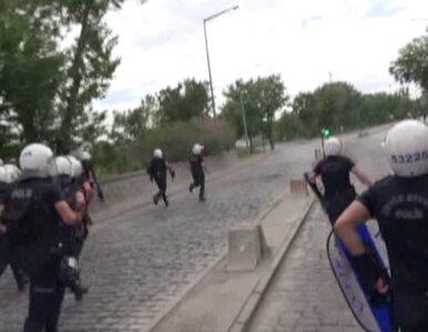 Tureccy studenci starli się z policją