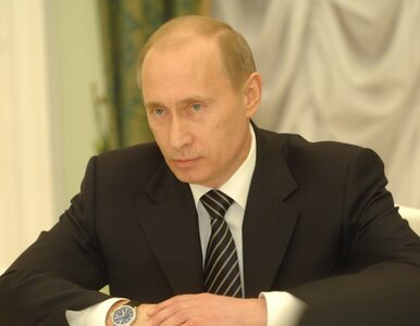 Rosyjska prasa: Putin najlepszym kawalerem do wzięcia