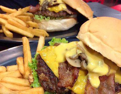 Dantejskie sceny w sieci fast foodów. Wszystko przez burgera za 56 groszy