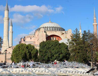 Hagia Sophia znów będzie meczetem? Ostra reakcja Grecji na słowa Erdogana