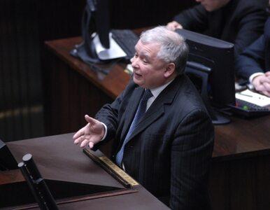 Kaczyński: Tusk upokorzył Polskę