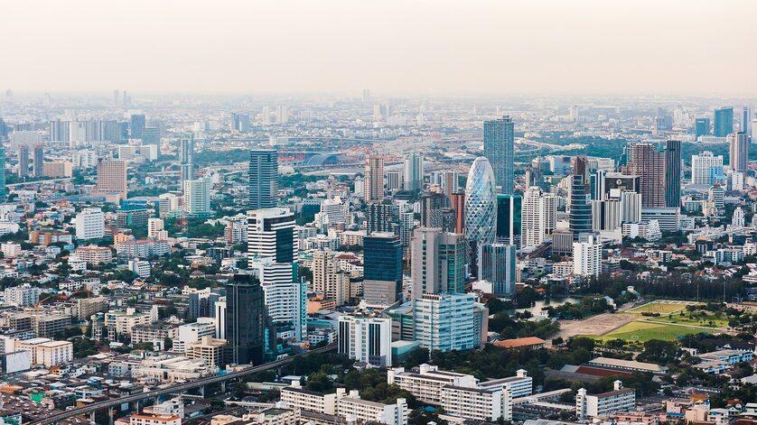 Bangkok, zdjęcie ilustracyjne