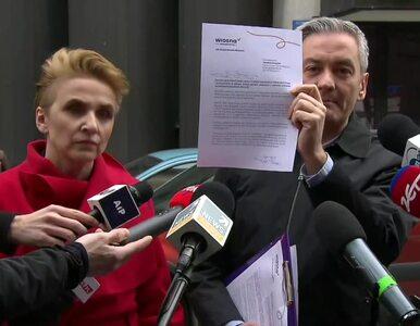 Biedroń chce natychmiastowej rezygnacji abp Gądeckiego ze stanowiska...