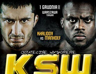 Karta walk KSW 21. Z kim zmierzy się Khalidov?