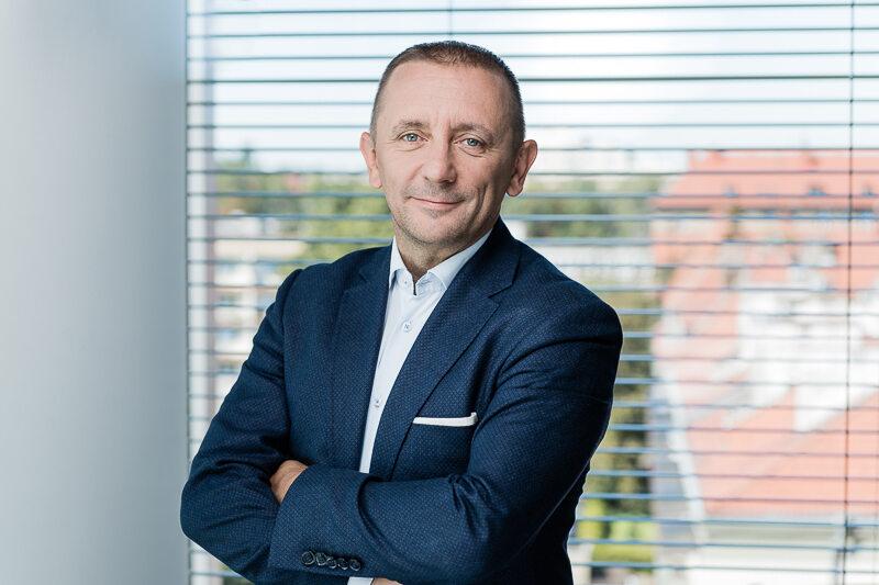 Prof. dr hab. n. med. Krzysztof Milewski, Dyrektor Generalny Centrum Badawczo-Rozwojowego American Heart of Poland