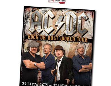 AC/DC wracają do Polski