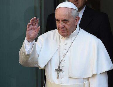 Papież: Proszę, by umilkł szczęk oręża