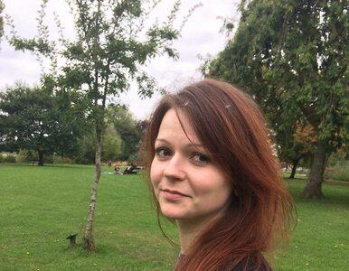 Julia Skripal wystąpiła przed kamerą. Kreml neguje autentyczność jej...