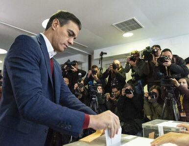 Socjaliści wygrali wybory w Hiszpanii, ale z sukcesu może się cieszyć...