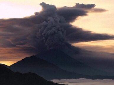 Zaryzykował życie, by nagrać wnętrze bliskiego erupcji wulkanu Agung....