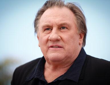 Depardieu odwiedził Białoruś. Kosił trawę z Łukaszenką
