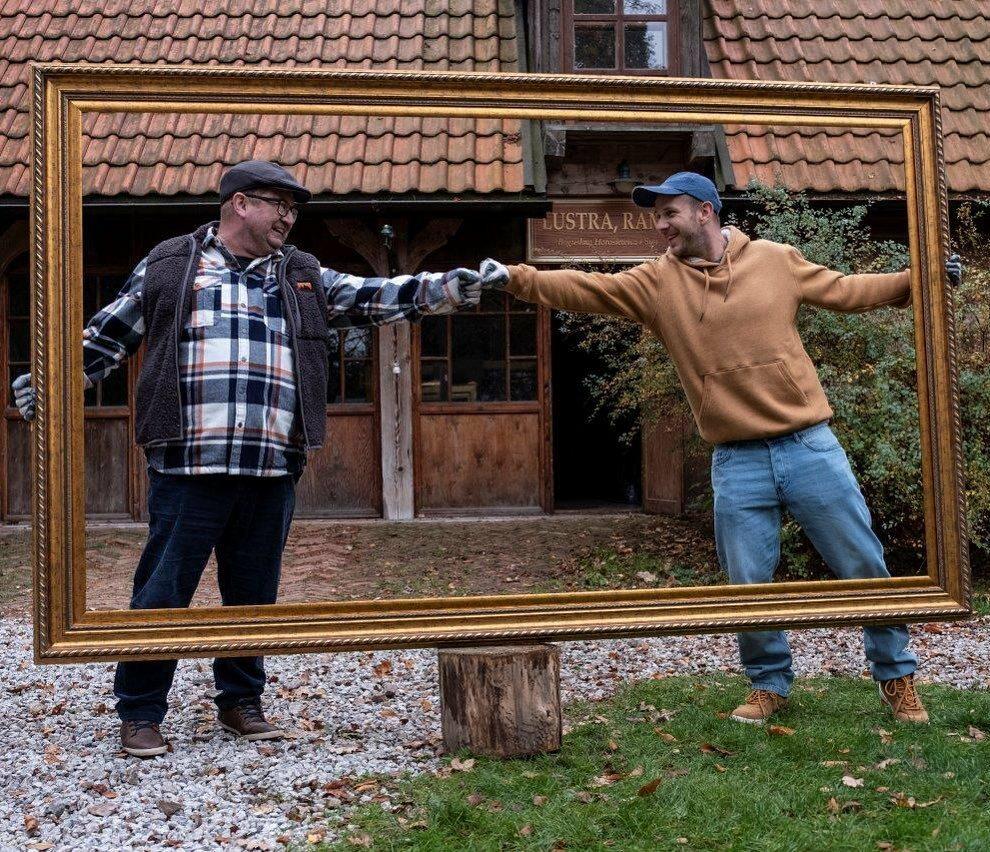 Paweł Królikowski i Antoni Królikowski