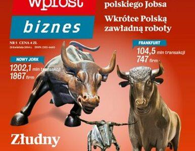 WPROST BIZNES: złudny sen o Warsaw City