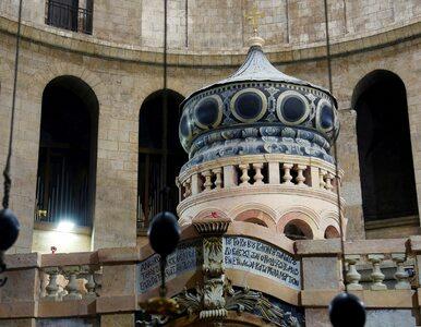 Bazylika Grobu Pańskiego została odnowiona, ale eksperci alarmują, że...