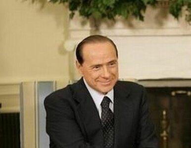 Berlusconi: moja dymisja? Nie ma mowy