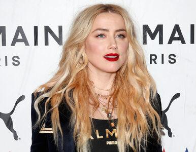 Amber Heard uderzyła Johnny'ego Deppa? Jest nagranie