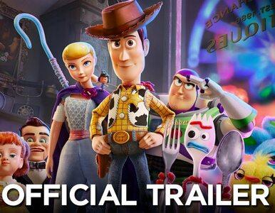 """Jest oficjalny zwiastun """"Toy Story 4"""". Z jakimi problemami zmierzą się..."""