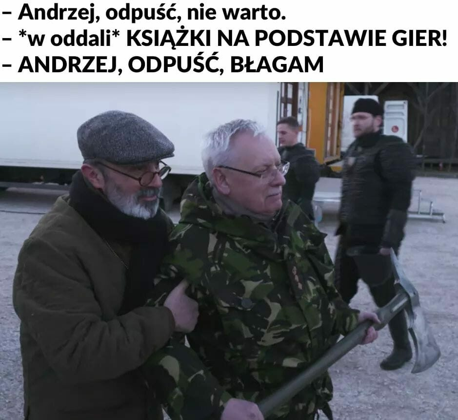 Tego mema warto pokazać pracownikom polskiej ambasady w USA