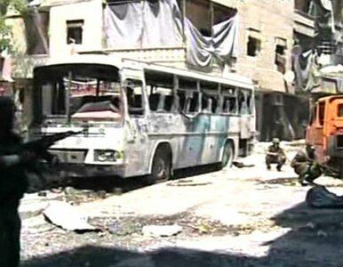 USA obłożyło sankcjami syryjską firmę