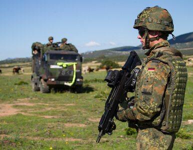 Skandal w niemieckiej Bundeswehrze. Kolejny oficer zawieszony w...