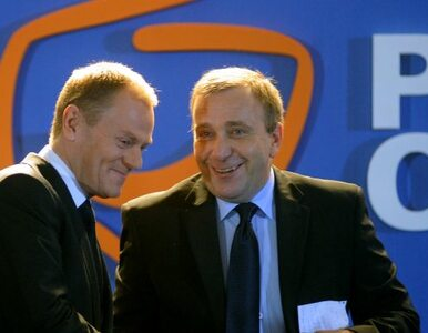 """Tusk rozmawiał ze Schetyną. """"Grzegorz będzie moim pierwszym zastępcą"""""""
