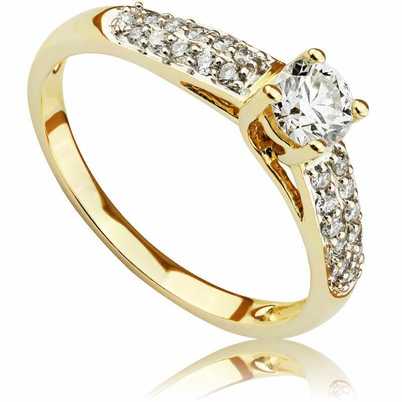 Historia pierścionka zaręczynowego