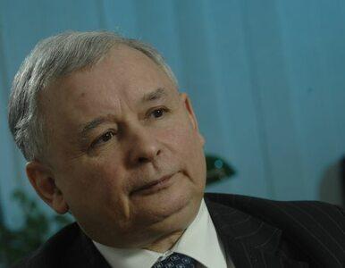 Kaczyński: PO chce nieograniczonej władzy